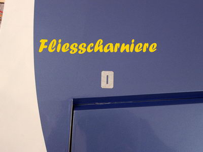 fliesscharniere